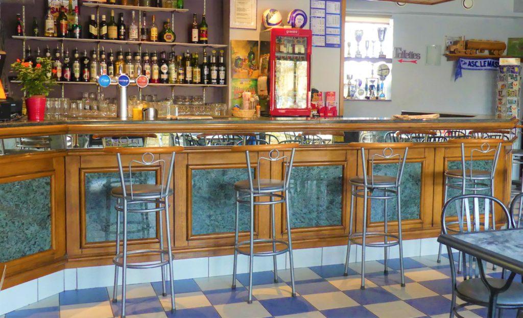 Bar Poujol Chez Ricou au Massegros